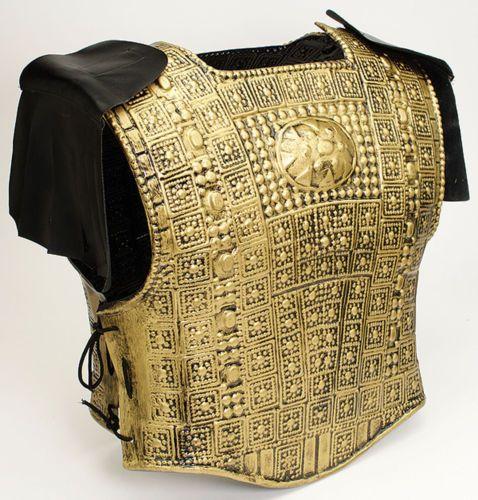 Roman Armor Spartan Armor WFringes Gold Armor Roman Soldier 21998