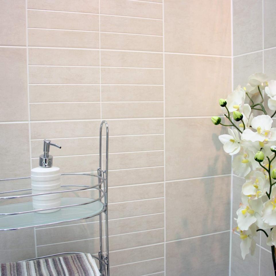 Estilo Marfil Wall Tile Image 2 Light Grey Walls Wall Tiles Grey Bathroom Wall Tiles