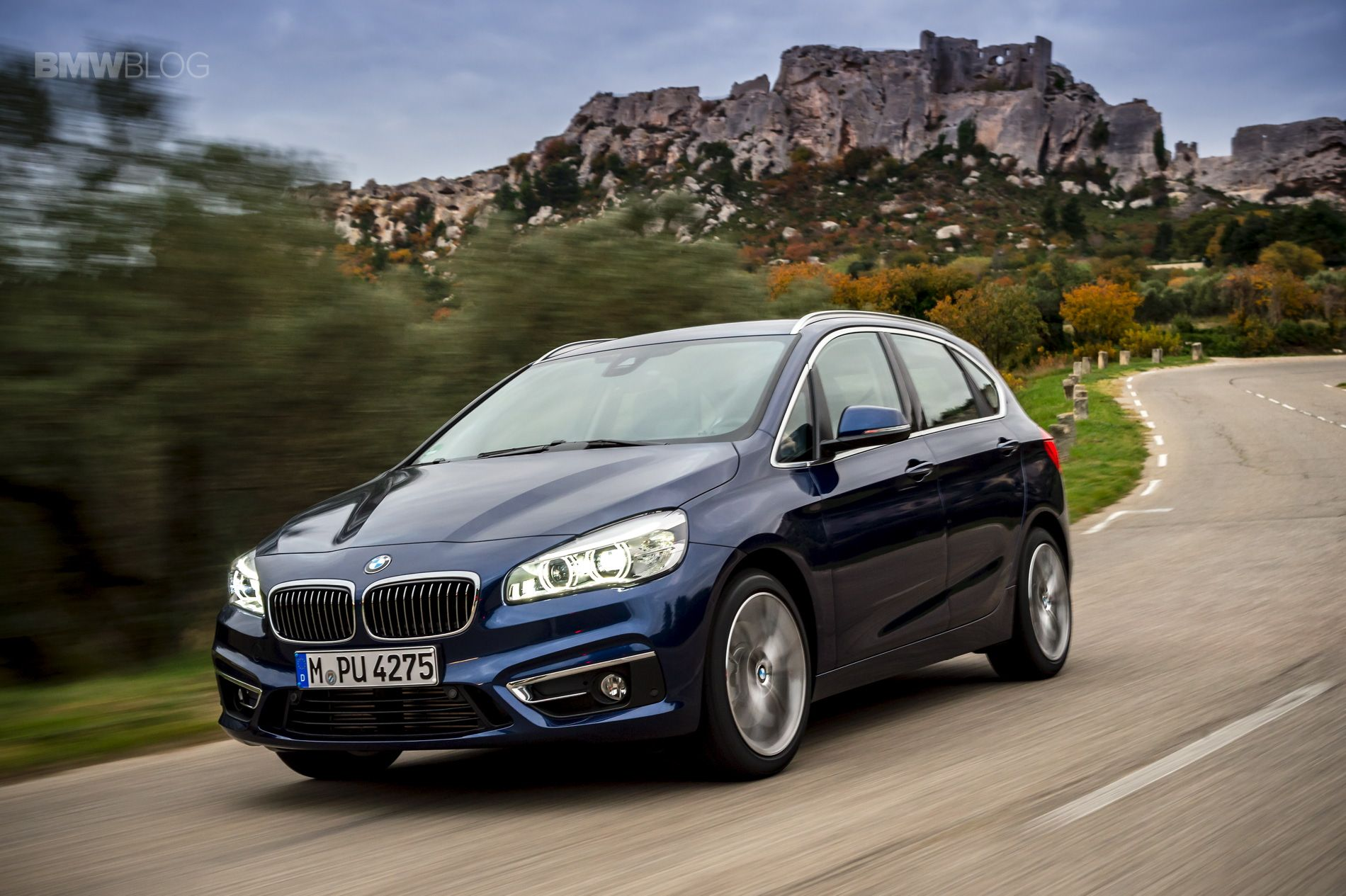The Bmw 2 Series Active Tourer Is A Success Nobody S Talking About Coches Y Motocicletas Coches Automoviles