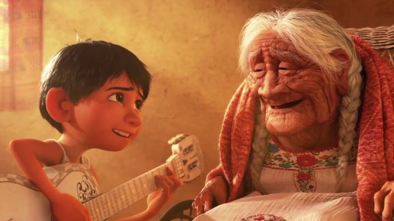 Viva A Vida E Uma Festa Lembre De Mim Dublado Em Portugues Br Filmes Pixar Filme Coco Musicas Da Disney