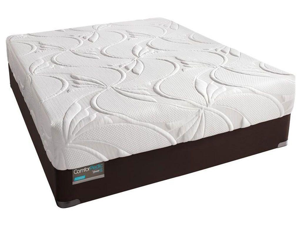 Comforpedic Advanced Rest Luxury Firm Mattress Nirvana Mattress Mattress Sets Firm Mattress Mattress