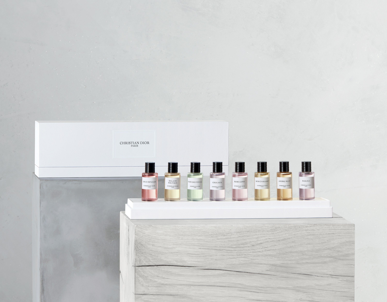 Gris Montaigne Christian Dior discovery set | dior perfume, fragrance, christian dior perfume
