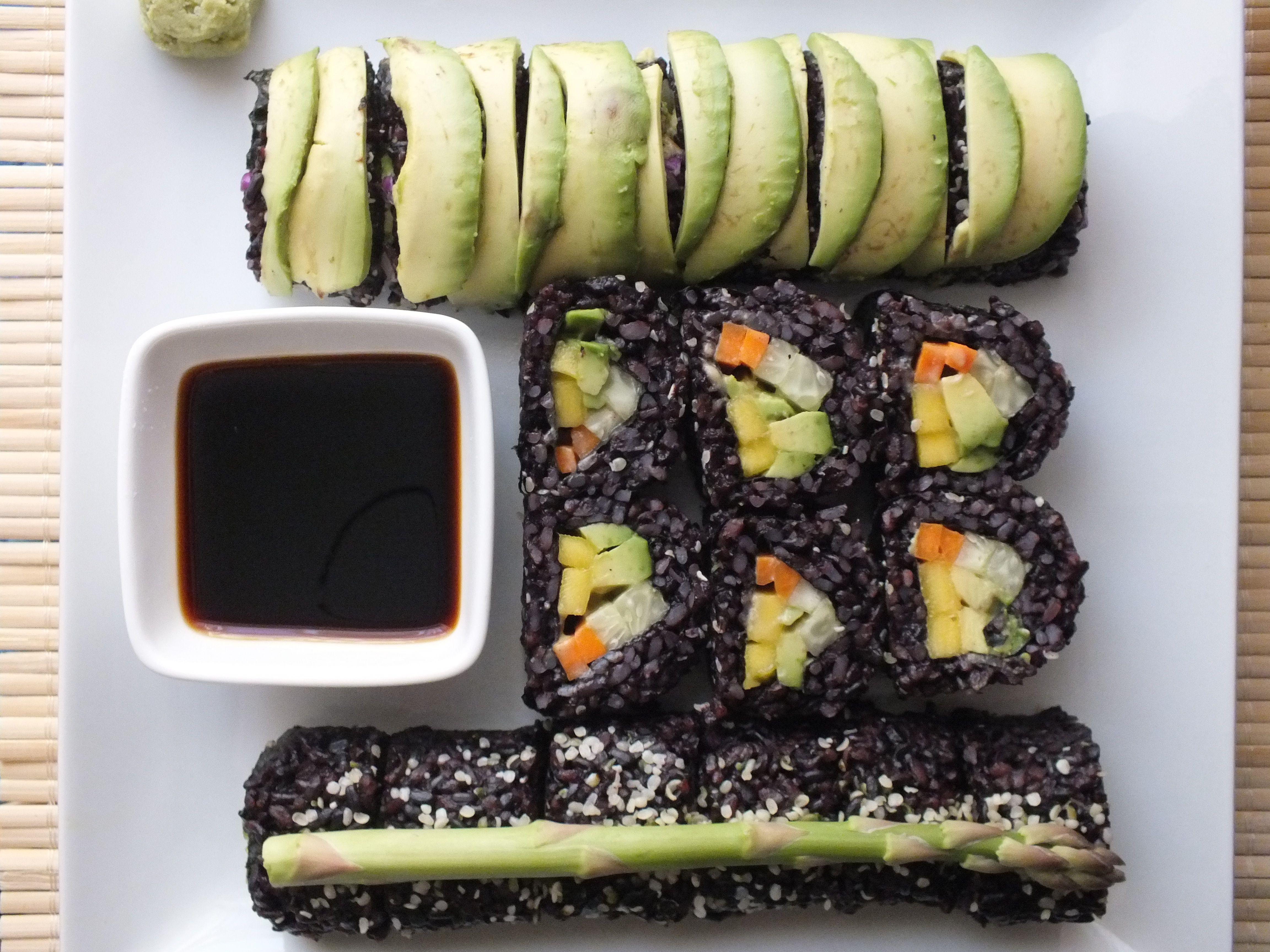 Vegan Sushi | The Fitchen