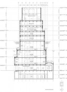 New Museum Of Contemporary Art By Sanaa In New York United States Plan Museum Of Contemporary Art New Museum Museum Plan