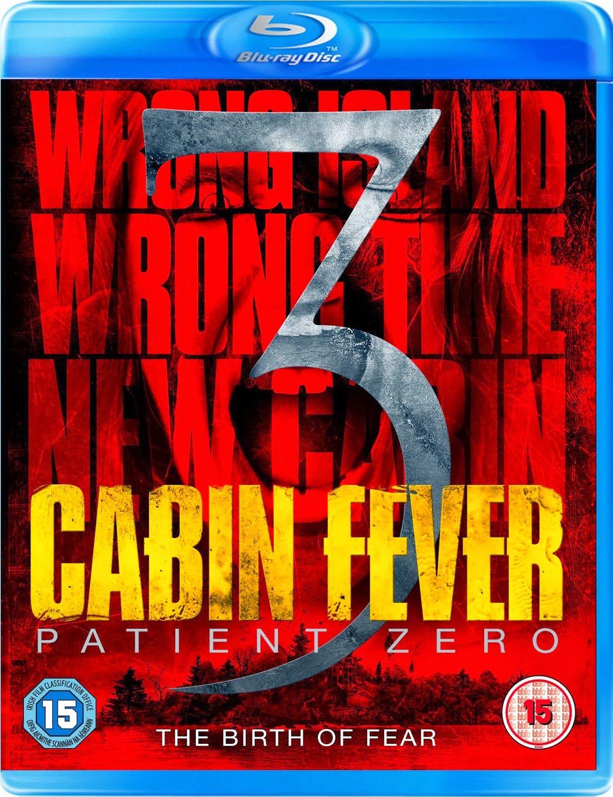 Cabin Fever 3 Patient Zero 2014 480p Bluray