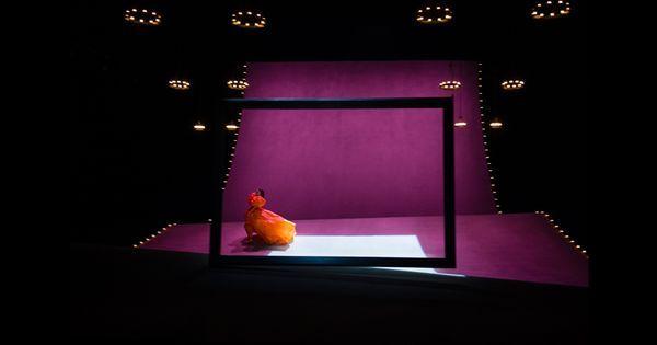 L'Oiseau Vert (The G - L'Oiseau Vert (The Green Bird). Toulouse National Theatre. Scenic design by Laurent Pelly. 2015 --- #Theaterkompass #Theater #Theatre #Schauspiel #Tanztheater #Ballett #Oper #Musiktheater #Bühnenbau #Bühnenbild #Scénographie #Bühne #Stage #Set