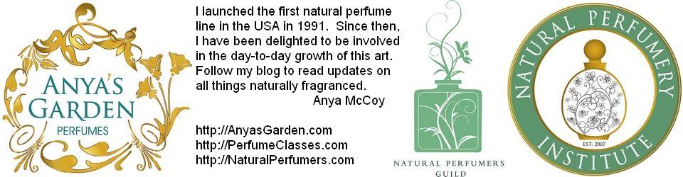 Anya's Garden Perfumes blog etc