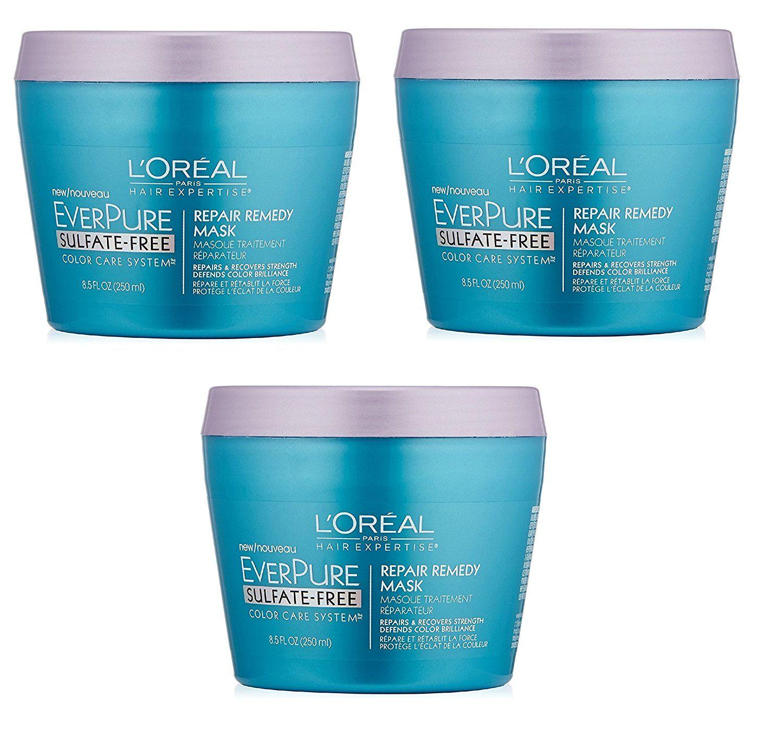 L'Oreal Paris Hair Care Expertise Everpure Repair and