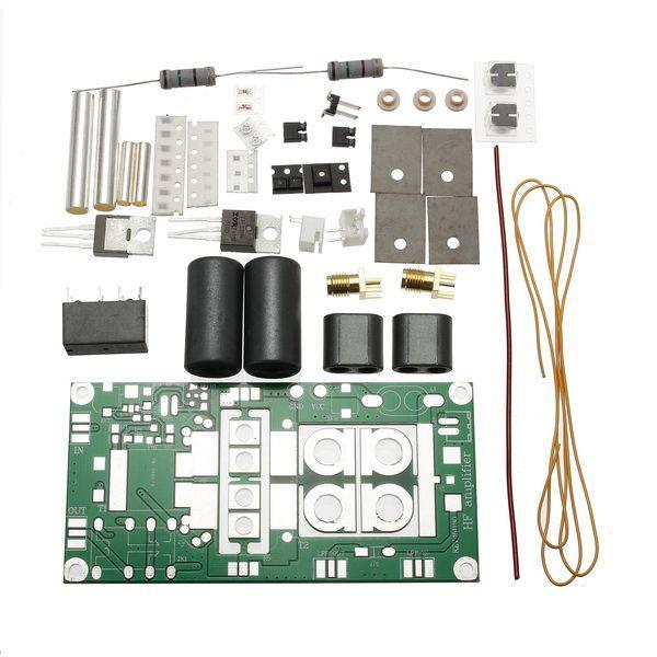 DIY 70W MINIPA70 HF SSB AM CW FM Linear Power Amplifier