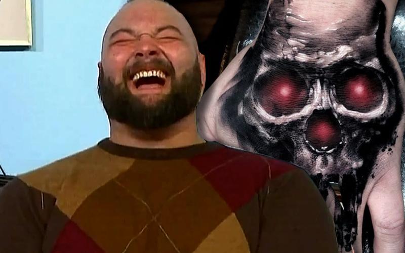 Bray Wyatt Gets Sick New Tattoo | Bray wyatt, Tattoos, New ...