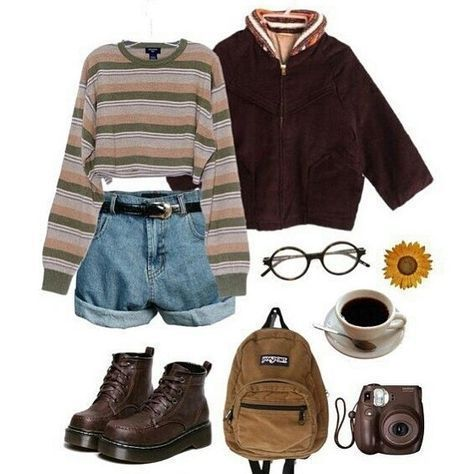 Grunge Outfits Punk & Grunge Outfits