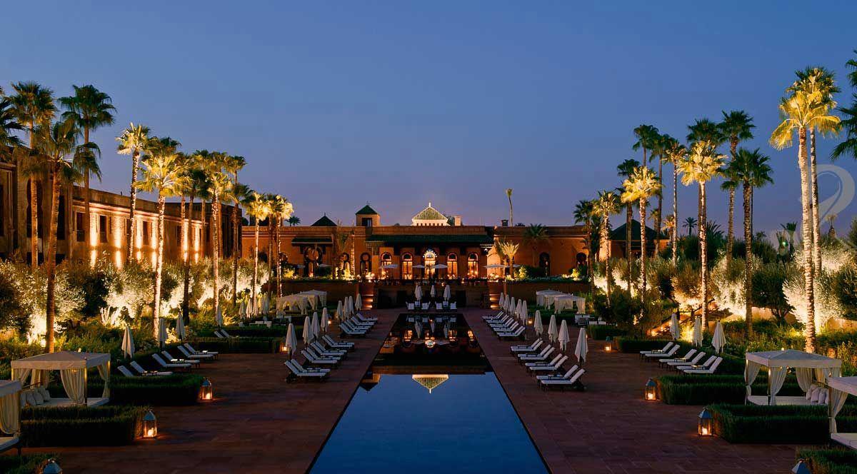 hotel de luxe selman marrakech maroc selman marrakech health holidays pinterest. Black Bedroom Furniture Sets. Home Design Ideas