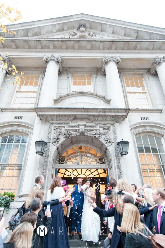licensed wedding venues in north london%0A Wedding at Chelsea Old Town Hall  London  Brydon Room