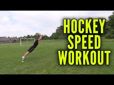 Hockey Speed Workout Skate Faster Speed Workout Hockey Training Hockey Kids