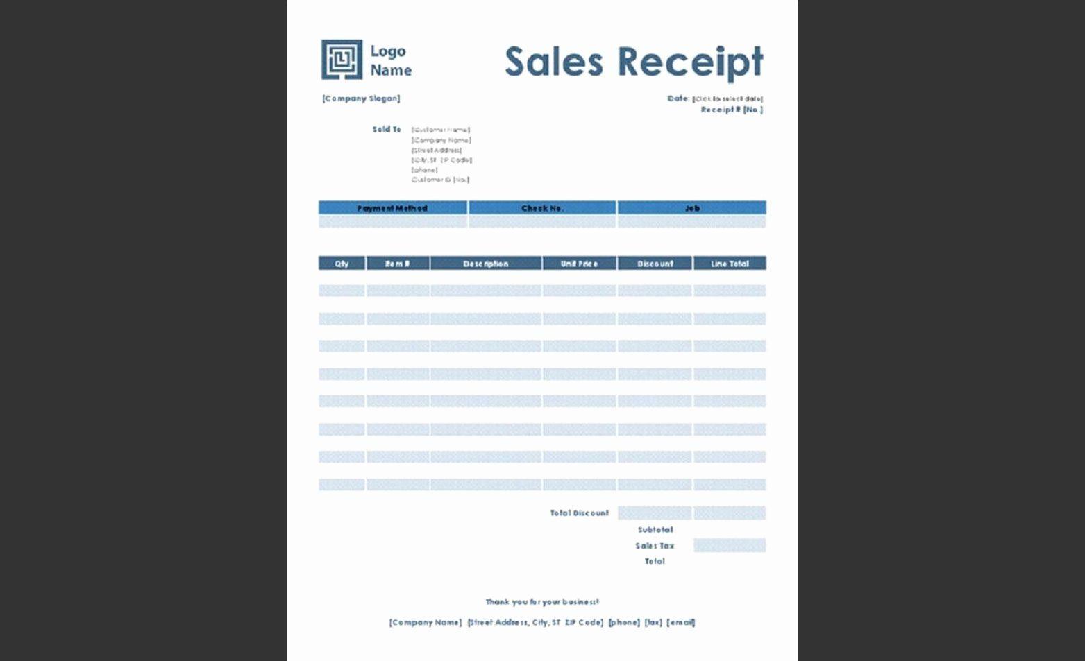 Advance Cash Receipt Template Receipt Template Free Receipt Template Sample Resume
