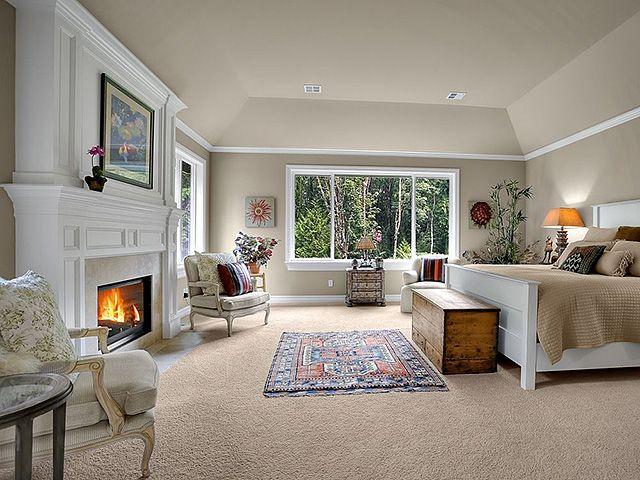 56 Master Bedroom Sitting Area Design Ideas - Small or Large - teppichboden für schlafzimmer