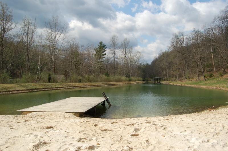 Digging Natural Pond