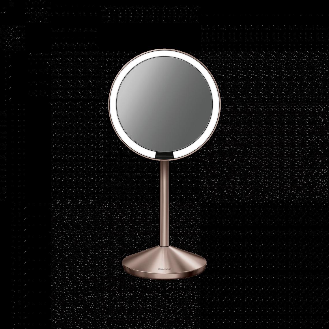 Sensor Mirror Mini 5 Round 10x Magnification Stainless Steel