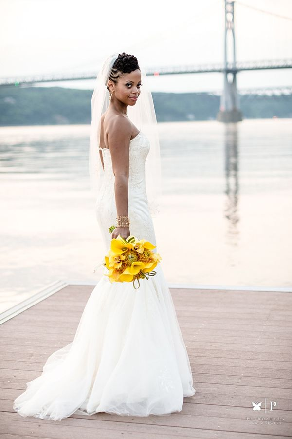 Jamaican And Tanzanian Multicultural Wedding In New York From