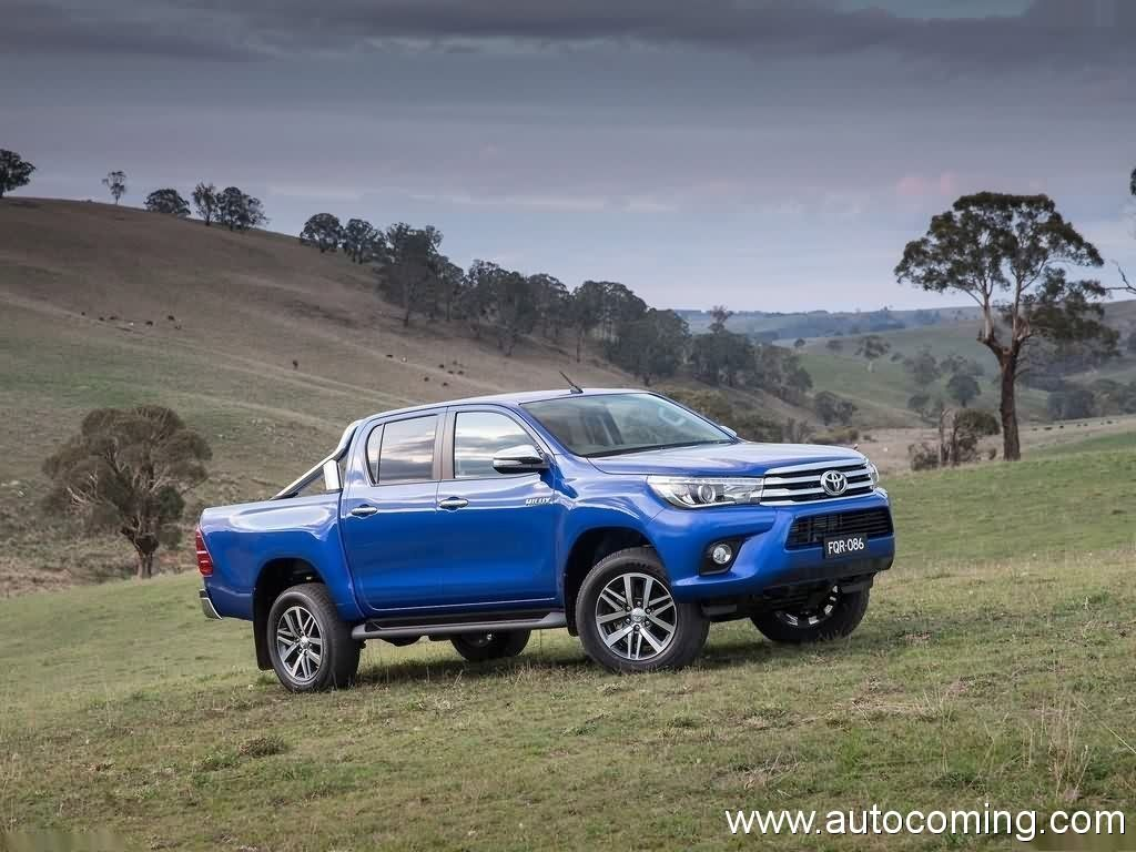 Toyota hilux 2016 my dream truck