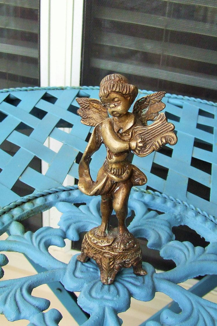 My 10 Favorite Beautiful Bronze Angel Statues!