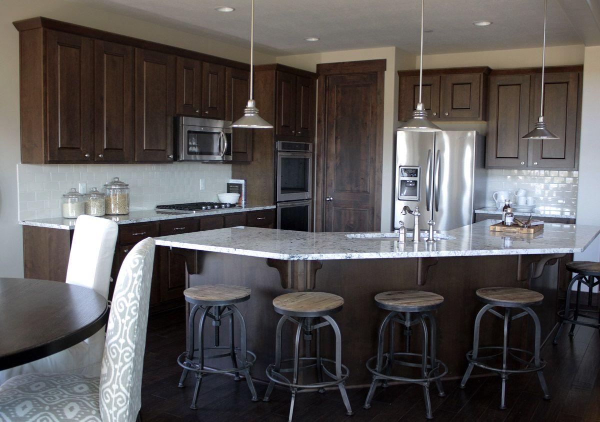 Henry Walker Model Home Interior Design And Furniture By