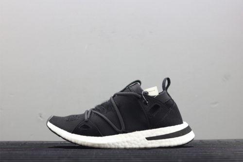 03f289281f49c6 New Naked x Adidas Consortium Arkyn Boost Black White - Mysecretshoes