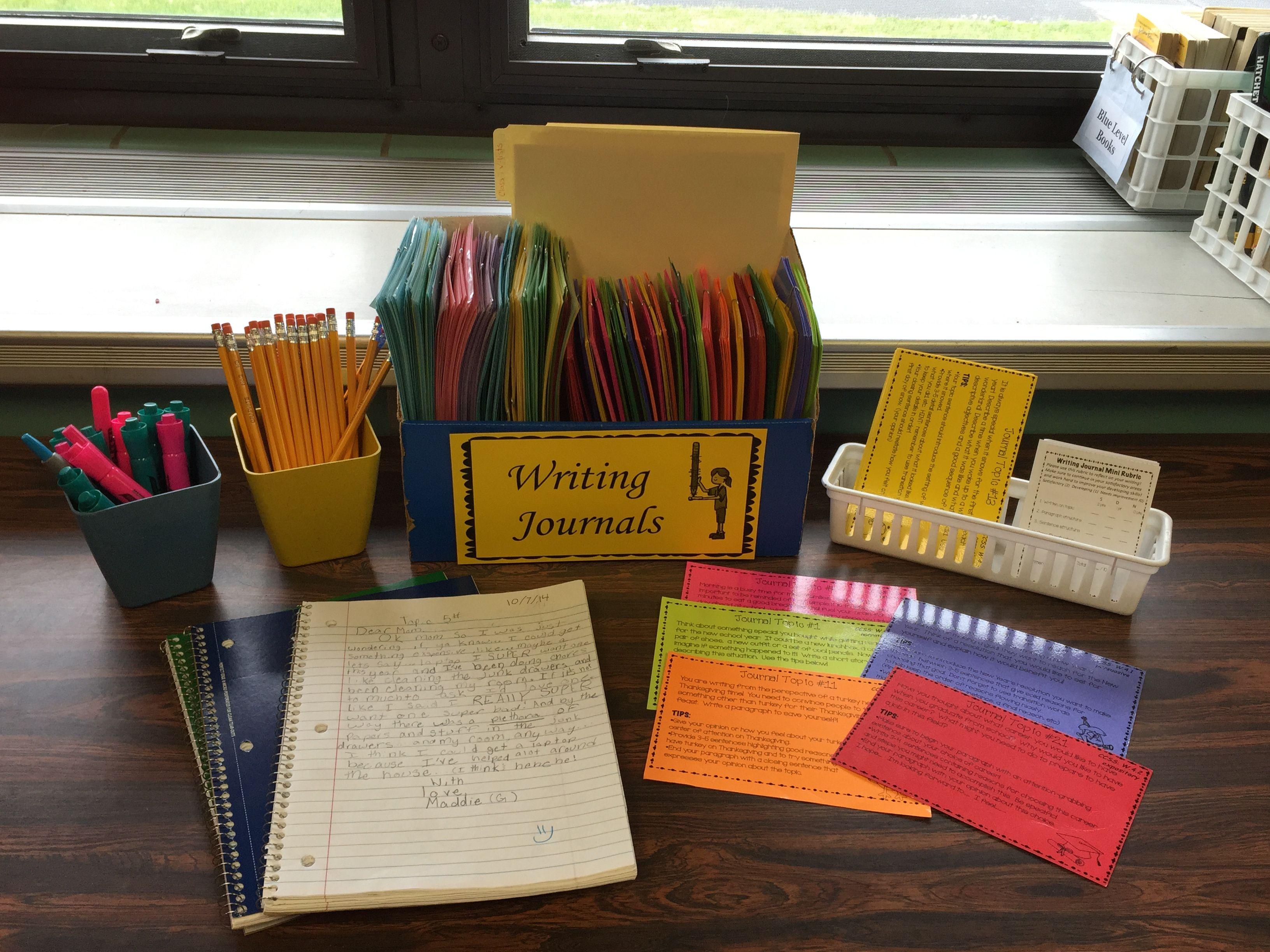 4th Grade Yearlong Common Core Writing Journal Bundle