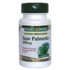 Saw Palmetto Natures Bounty ajuta la mentinerea sanatatii prostatei si a tractului urinar.