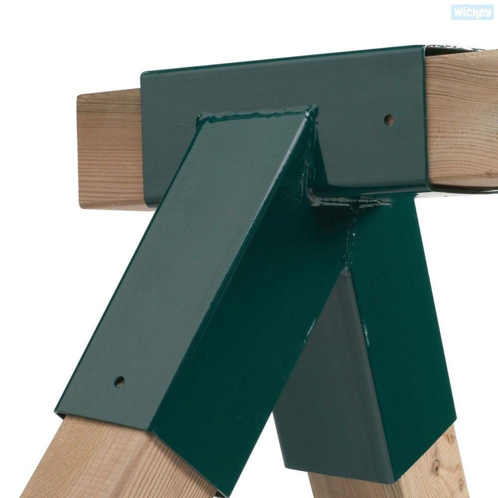 Schaukel Verbinder 90/90 mm | Pfosten, 90er und Einfach