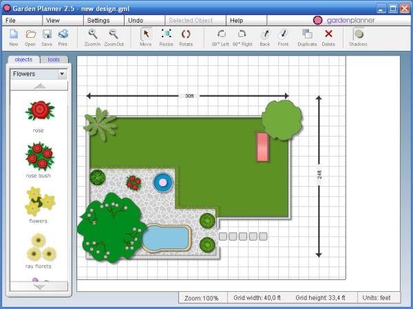 20 Kostenlose 3d Gartenplaner Fur Computer Tabletten Und Smartphone Software Kostenlos Kostenlos Planer Garten