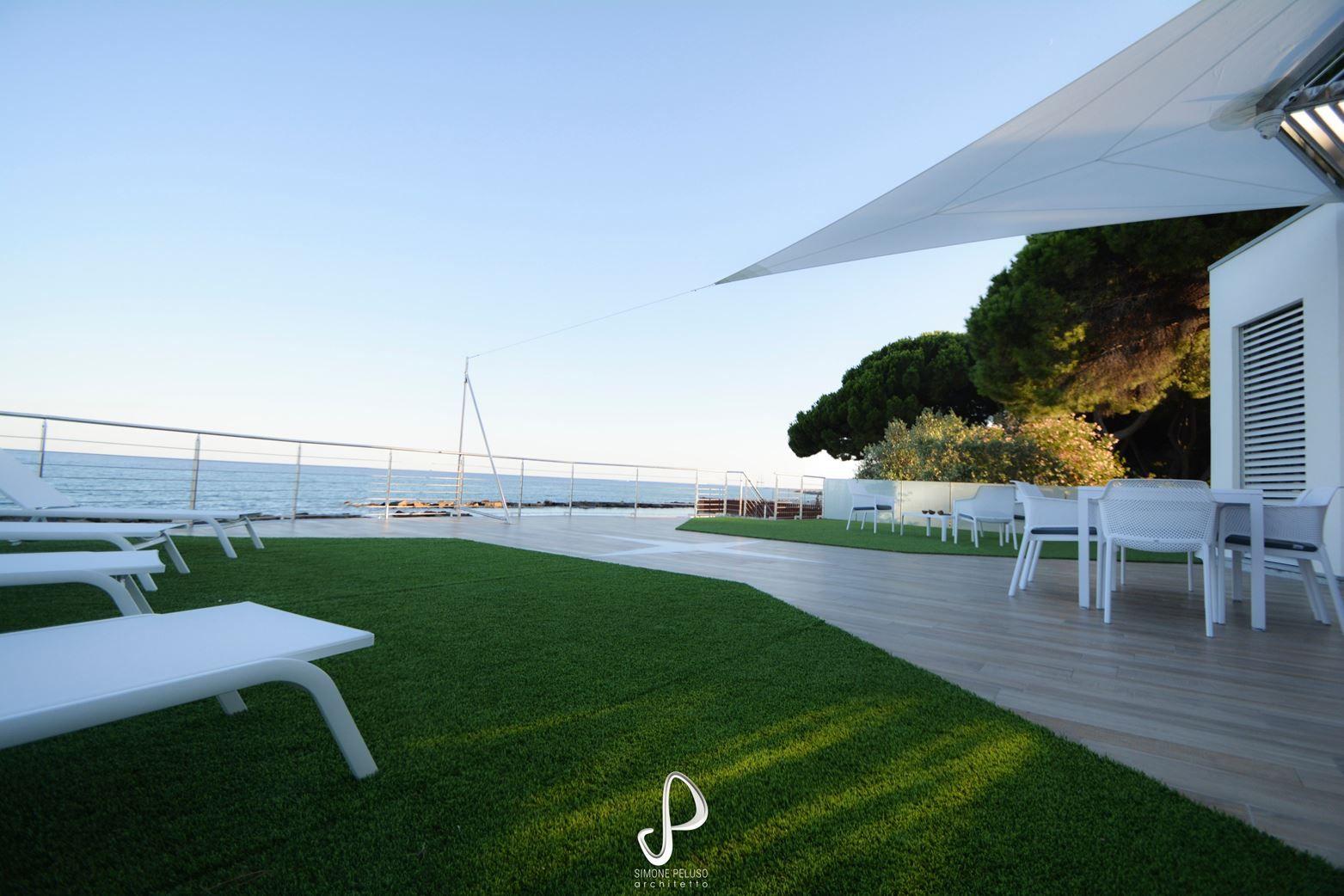 Terrazza Con Giardino Pensile Sul Mare Lepagode Picture Gallery