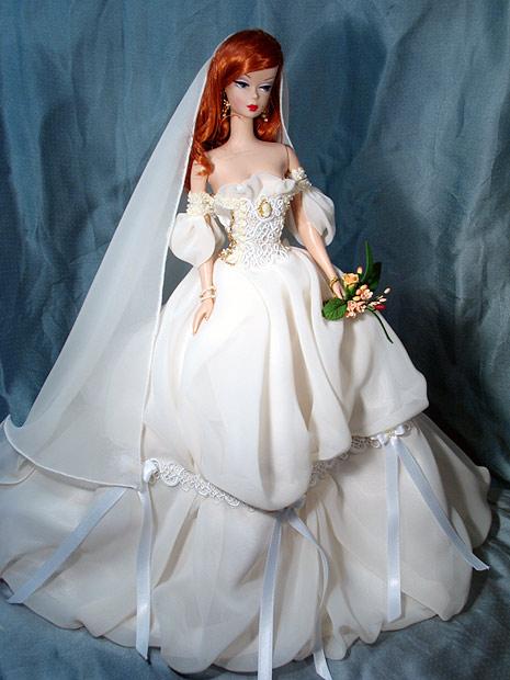 Bride Doll, Gorgeous bride dress #bridedolls Bride Doll, Gorgeous bride dress #bridedolls