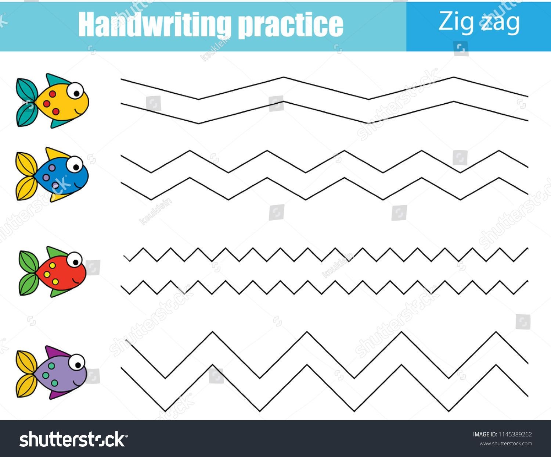 Handwriting Practice Sheet Educational Children Game Printable Worksheet F Kindergarten Worksheets Handwriting Practice Sheets Subtraction Games Kindergarten