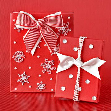 wrapping GIFT WRAPPING Pinterest Wraps, Box and Gift
