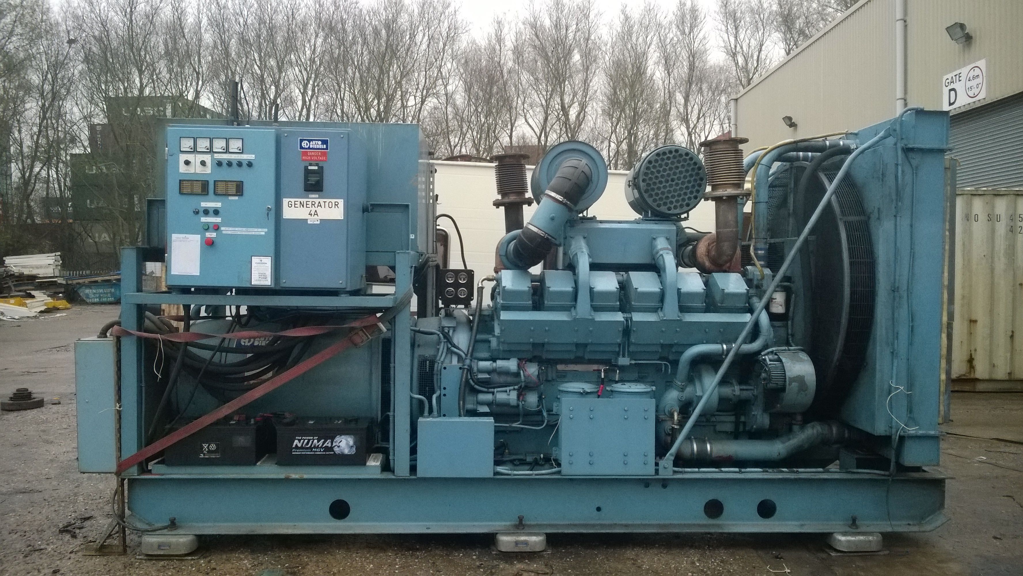 The Perkins generators for sale which can be procured by people