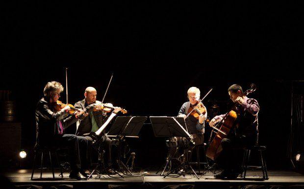 Thur 28 Feb   Kronos Quartet