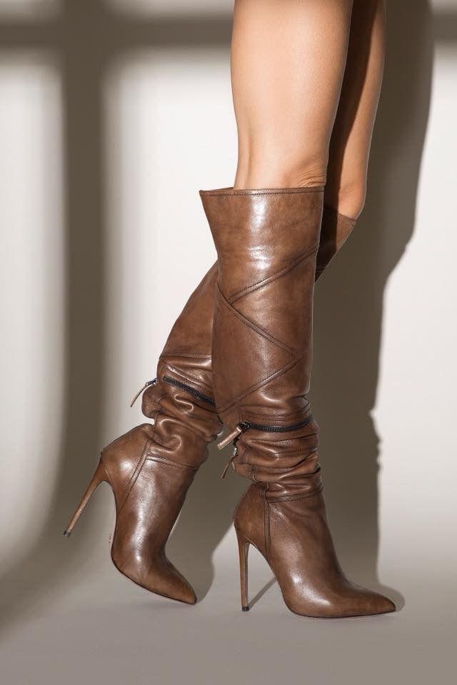 högklackade skor stora storlekar