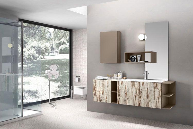 80 Magnifici Mobili Bagno Sospesi Dal Design Moderno Bagni