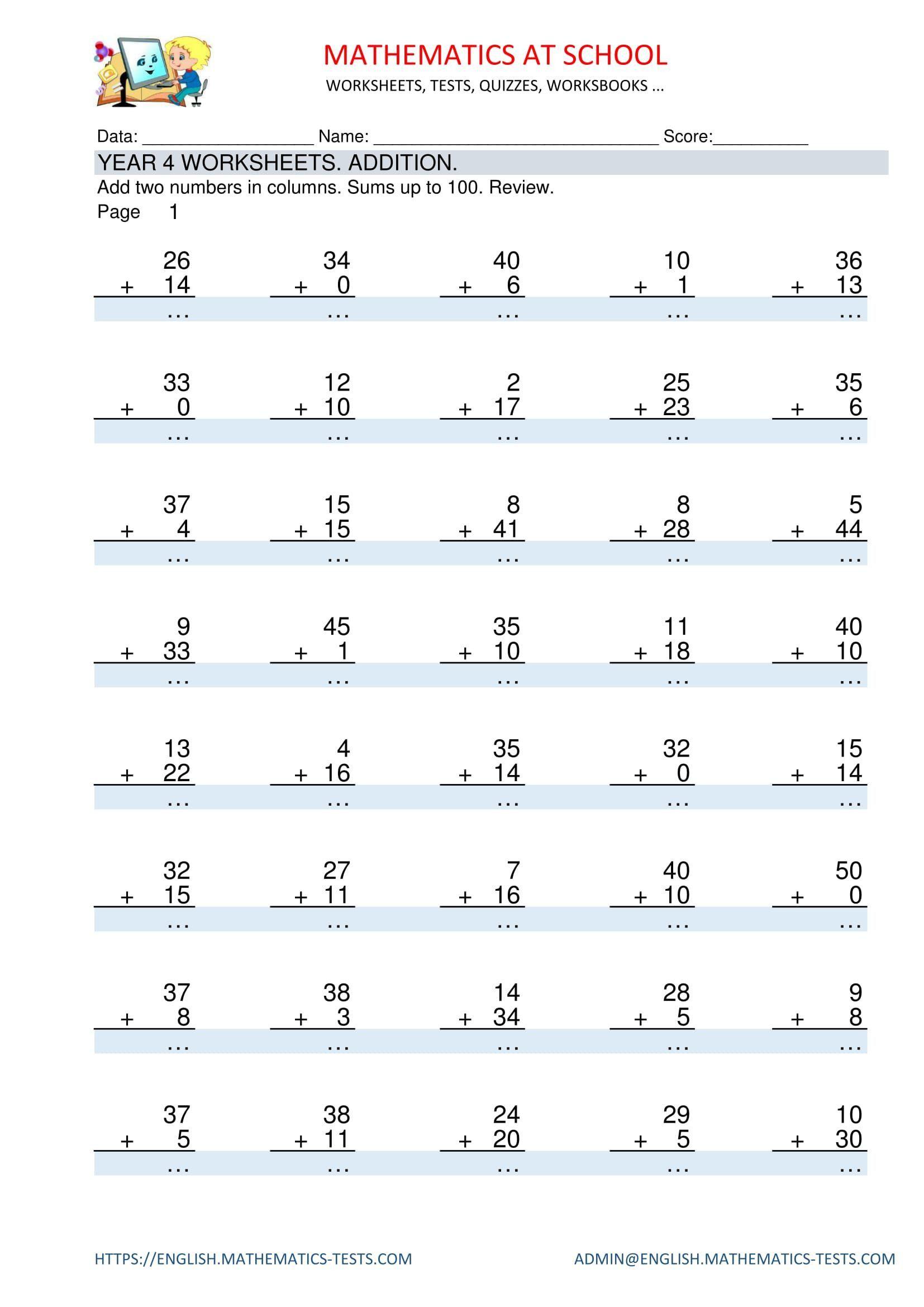 5 Free Math Worksheets First Grade 1 Addition Missing Addend Sum Under 20 8b2a3b90c070d56a48d 2nd Grade Worksheets Math Worksheets Number Worksheets [ 2339 x 1654 Pixel ]