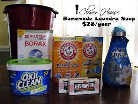 Diy Laundry Detergent Diy Laundry Detergent Laundry Soap Homemade Laundry Detergent Recipe