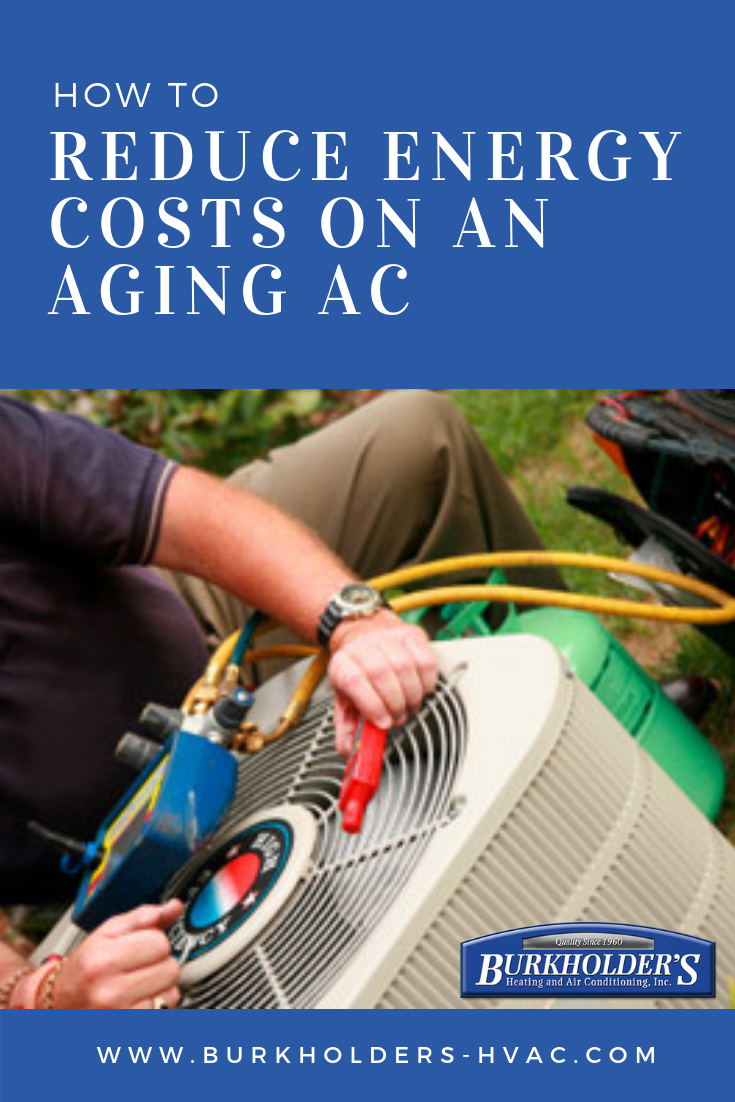 How to Reduce Energy Costs on Aging Air Conditioning Units