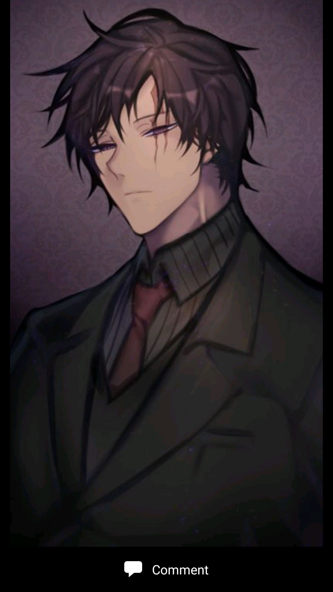 The Older Brother We Crave Anime Guys With Glasses Black Hair Anime Guy Handsome Anime