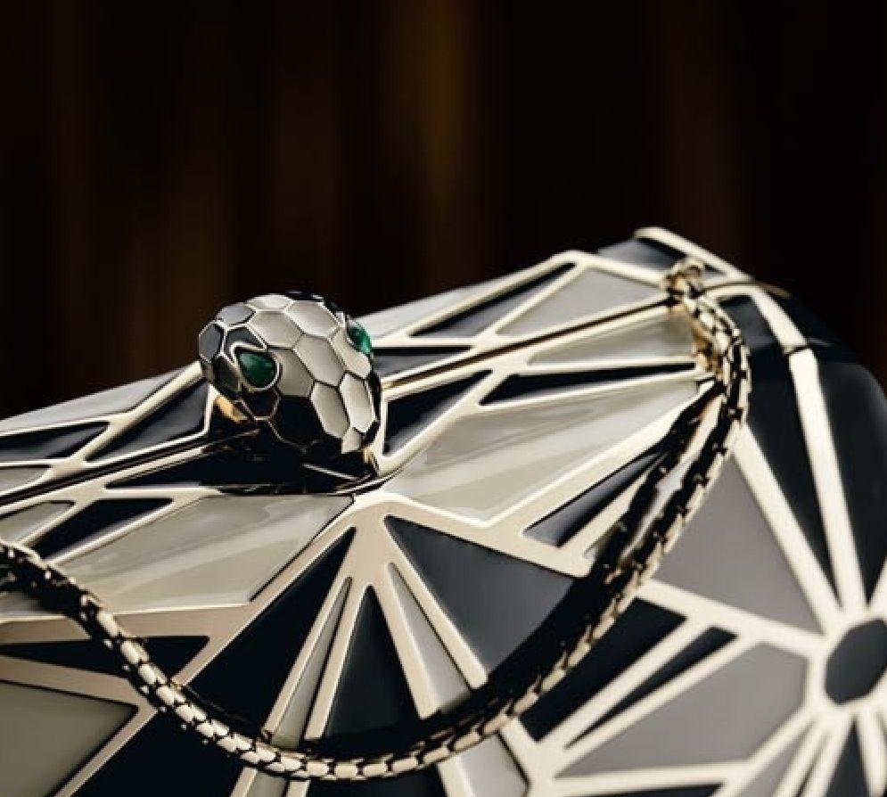 #MillionDollarShoppersGianna ... Geometrical Evening Bag