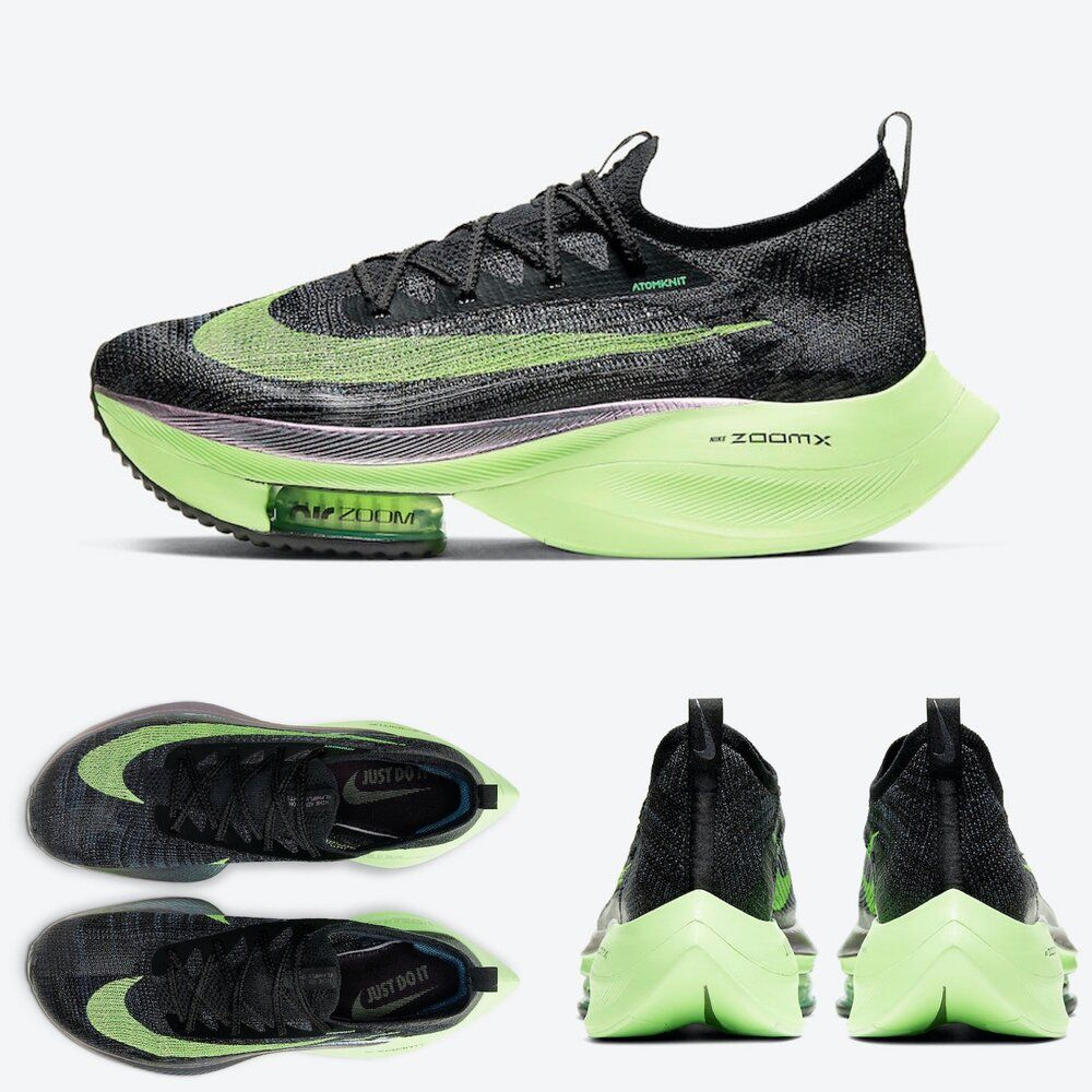 Now Available Nike Air Zoom Alphafly Next Lime Blast In 2020 Nike Air Air Zoom Nike