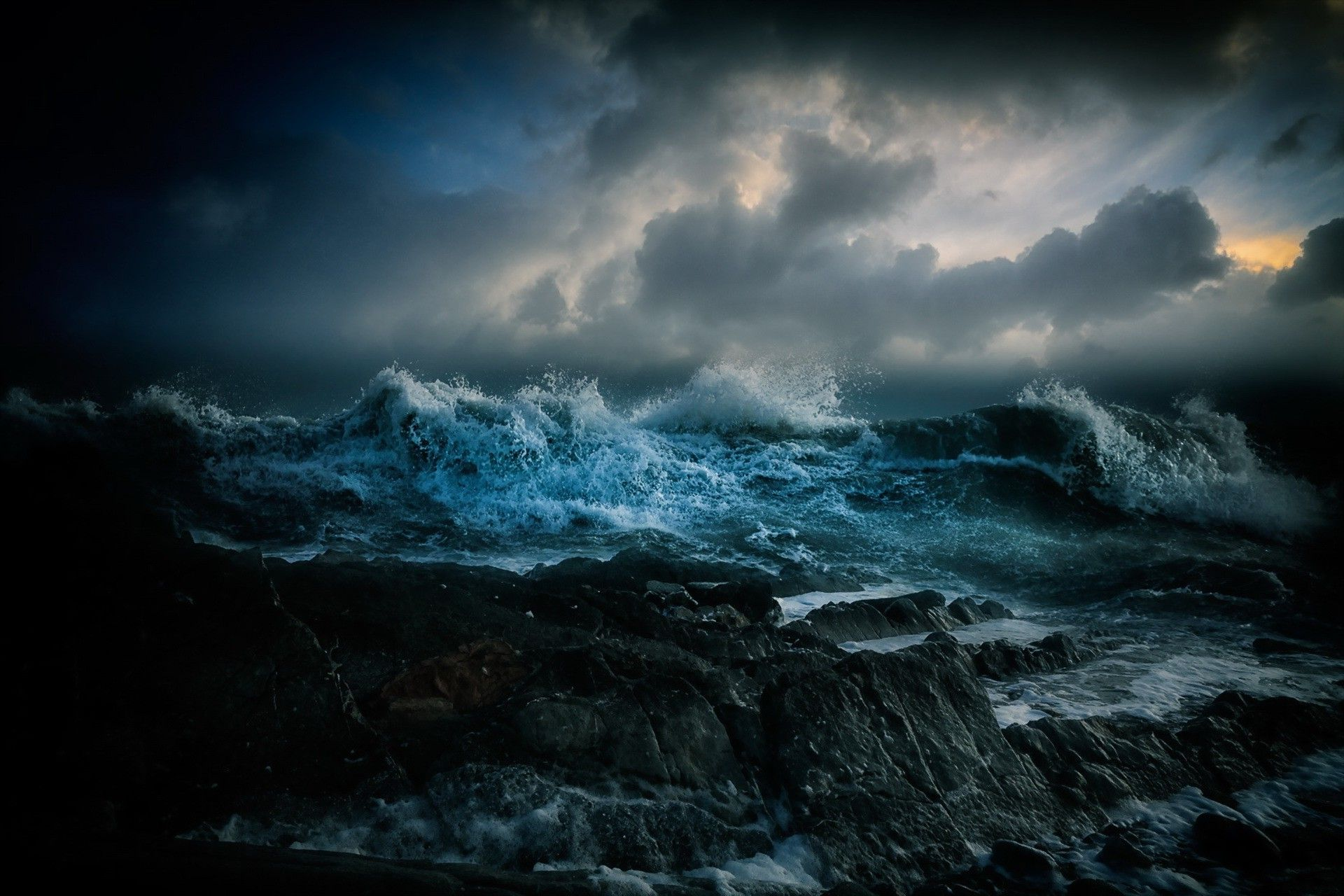 Storm Character Sea Wallpaper And Background In 2019 Sea