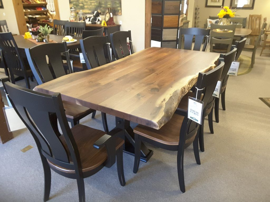 Custom Live Edge Table New England Google Search Dining Furniture Furniture Offers