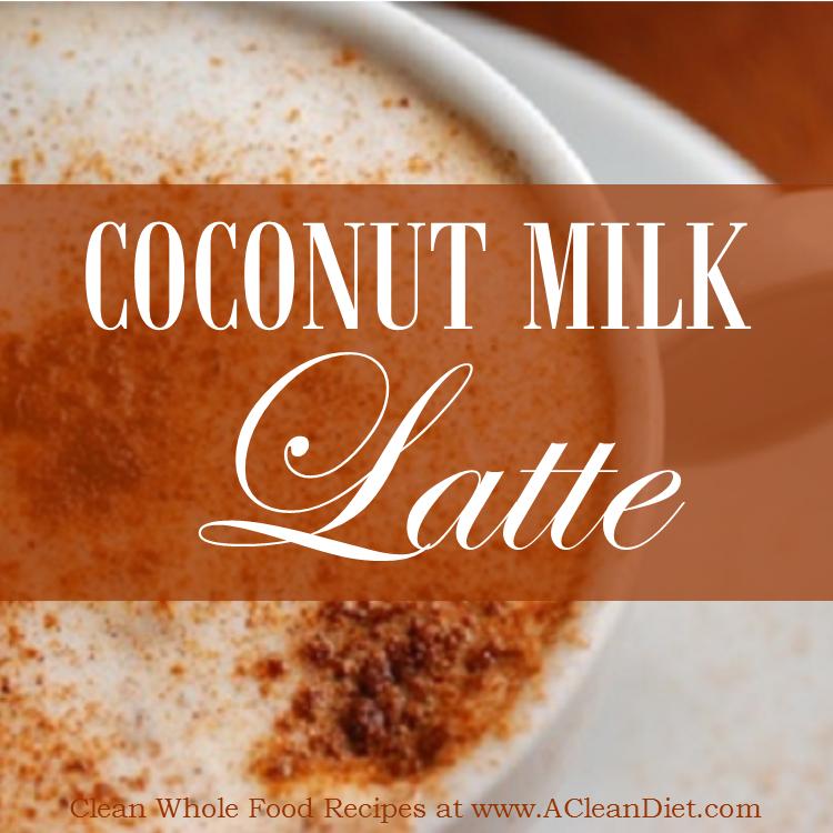 Paleo Coconut Milk Latte Recipe