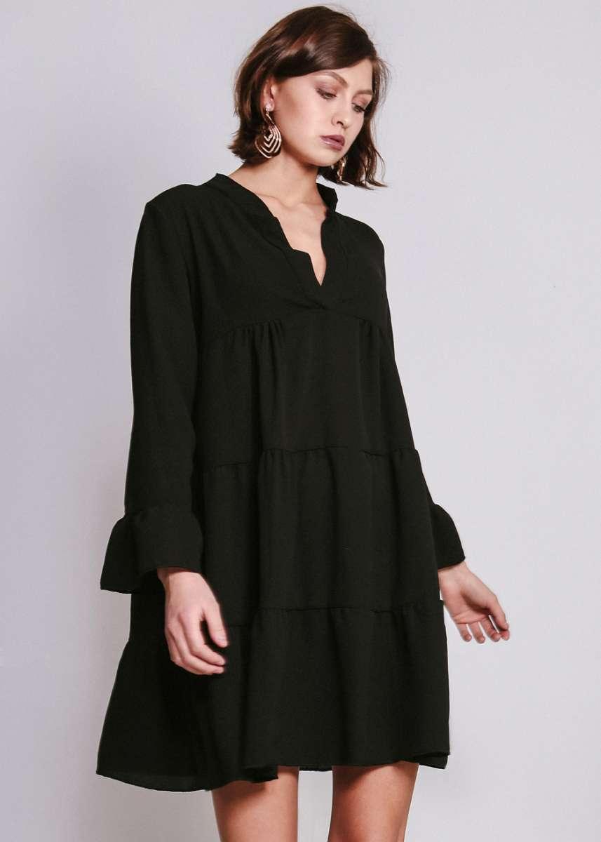 hängerchenkleid, schwarz | kleider | bekleidung