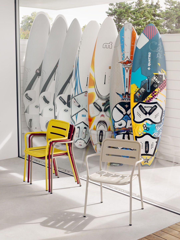 Bitta modern patio furniture by rodolfo dordoni - Contemporary Suspended Garden Chair By Rodolfo Dordoni Bitta Kettal